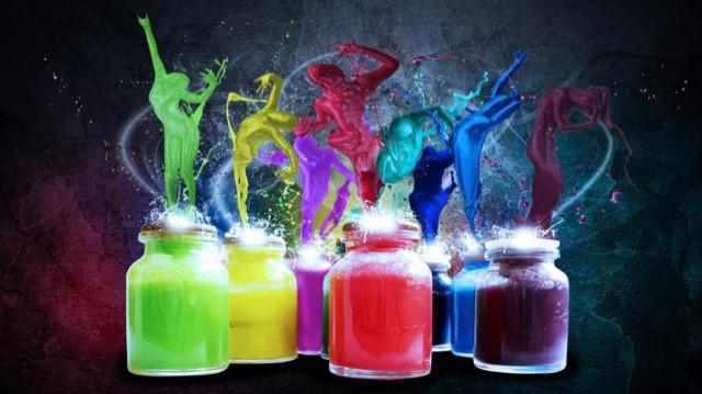 Физиология цвета