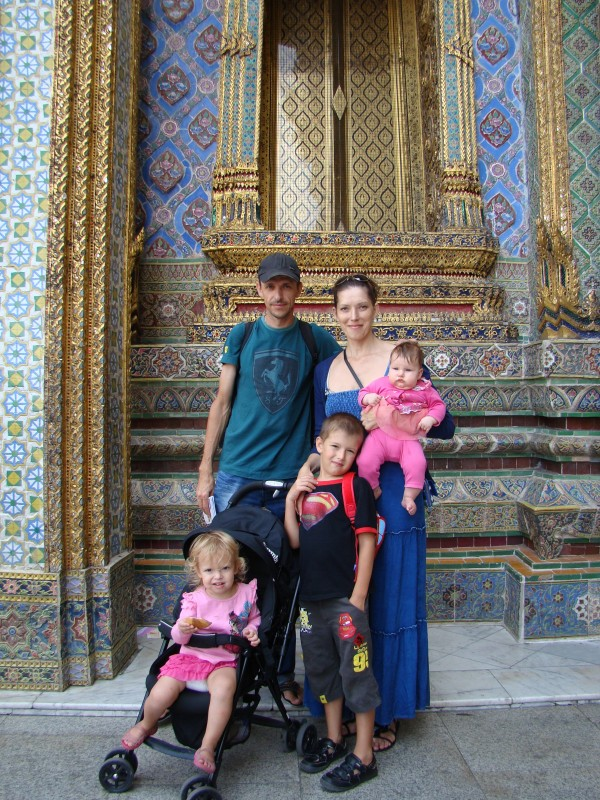 Королевский дворец, Бангкок