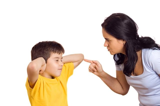 Нелюбовь родителей