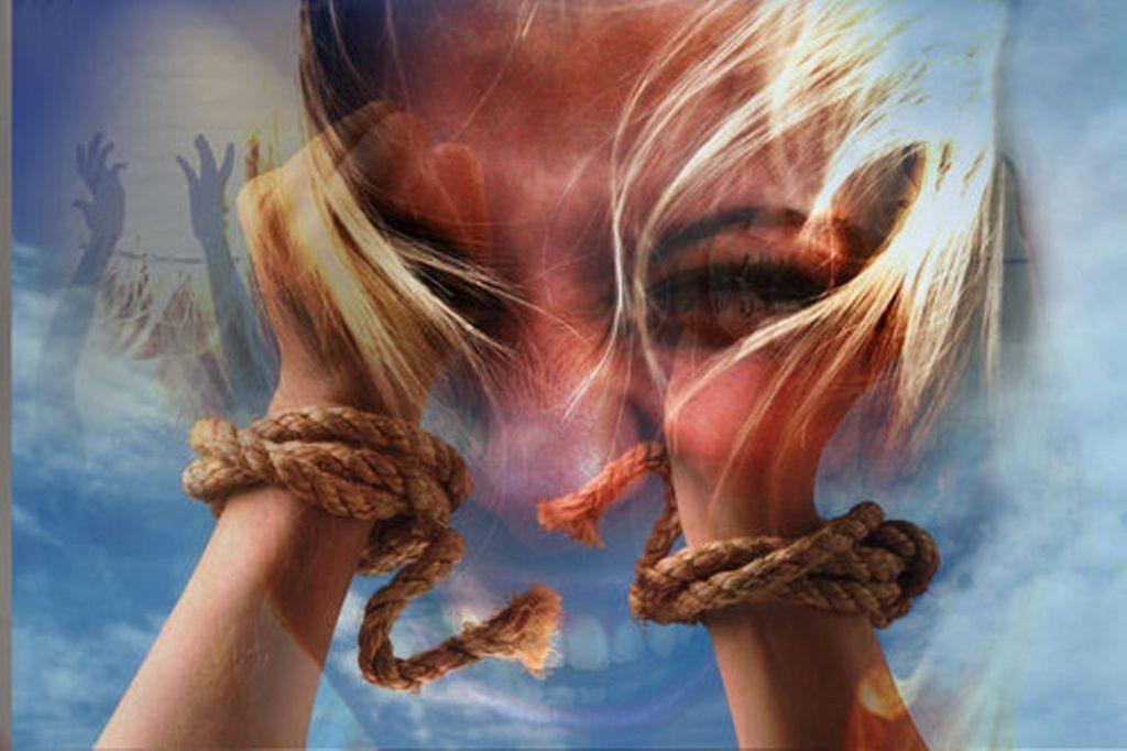 Разорвать веревки